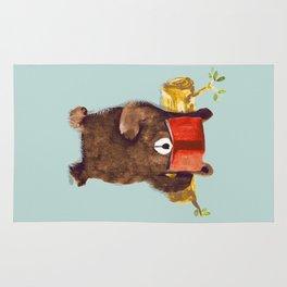 No Care Bear - My Sleepy Pet Rug