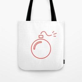 Cherry Bomb! Tote Bag