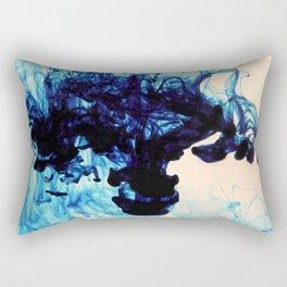 Blue Haze Rectangular Pillow