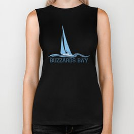 Buzzard Bay. Cape Cod Biker Tank