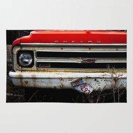 Abandon Chevy Rug