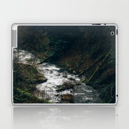 Latourell Creek Laptop & iPad Skin