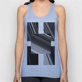 Saturn Rings (all) Unisex Tank Top
