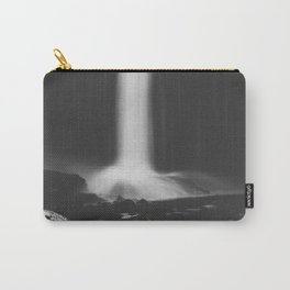 Hidden waterfall - Landscape and Nature Photography Carry-All Pouch