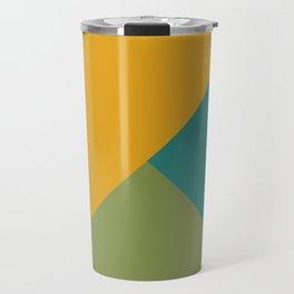 Mixed Colors Travel Mug