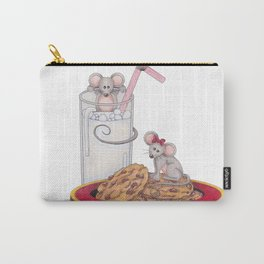 Merry ChristMOUSE!!! Carry-All Pouch