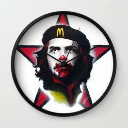 Mc Che Guevara, Eusebio Guerra, 2011 Wall Clock