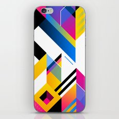 Abstract Shapes iPhone & iPod Skin
