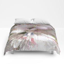 Abstract apple tree Comforters