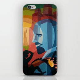 WEB Du Bois iPhone Skin