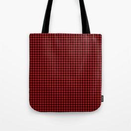Cunningham Tartan Tote Bag