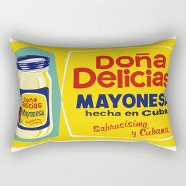 DONA DELICIA MAYONESA Rectangular Pillow