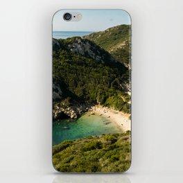 Port Timoni Beach iPhone Skin