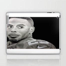 Rashad Jennings Drawing Laptop & iPad Skin