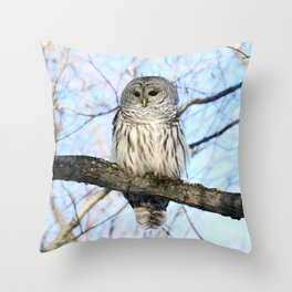 Without Scorn Throw Pillow