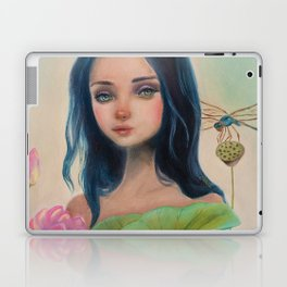 Forest Nymph Laptop & iPad Skin
