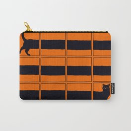 The Longcat is long Carry-All Pouch