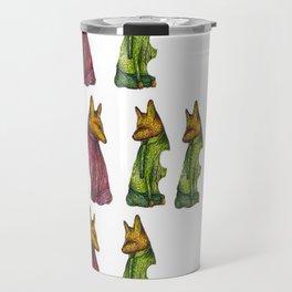 Fox Trot Mixup Travel Mug