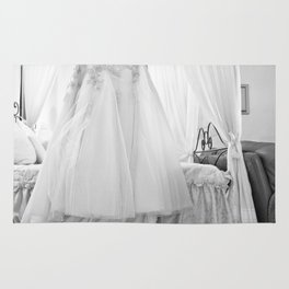 wedding day Rug