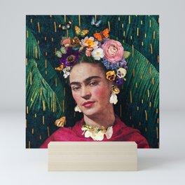 Frida Kahlo :: World Women's Day Mini Art Print
