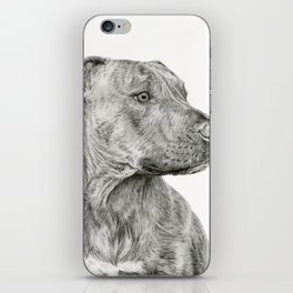 Ittie Bittie Pittie iPhone Skin