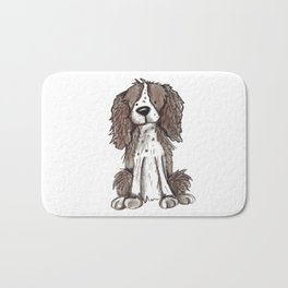 Sit and Stay Bath Mat