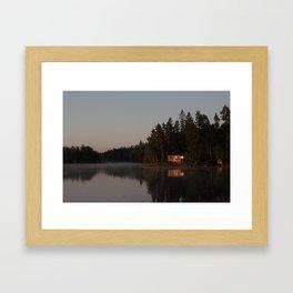 Swedish Views #2 Framed Art Print