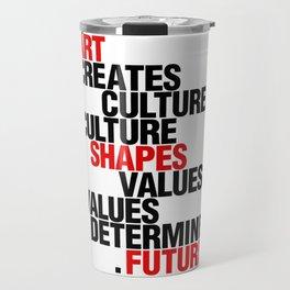 ART EFFECT Travel Mug