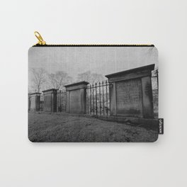 Death is Orderly Carry-All Pouch
