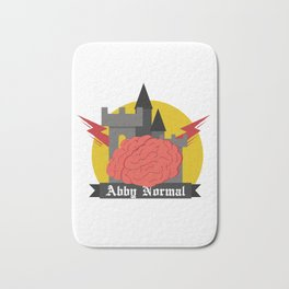 Abby Normal - Young Frankenstein Bath Mat