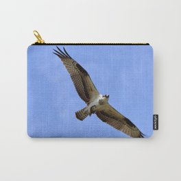 Common Osprey with Fish Carry-All Pouch