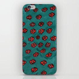 Flower Delight iPhone Skin