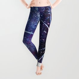 Galaxy Dragon Leggings