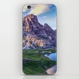Dolomites iPhone Skin