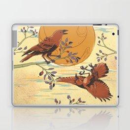 JINWU (three-legged crows) Laptop & iPad Skin