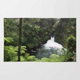 Kaituna Waterfall 2 Rug