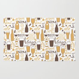 For beer lovers Rug