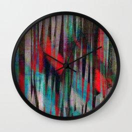 conflicting rumors 3 det3b Wall Clock