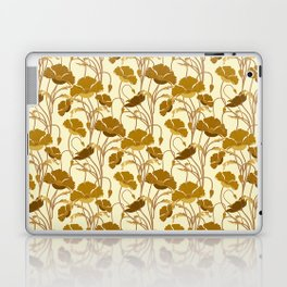 Sunfield Poppies Laptop & iPad Skin