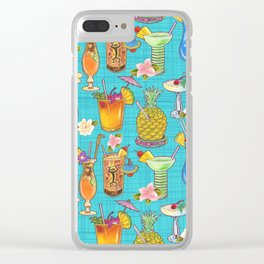Harry's Hawaii Clear iPhone Case