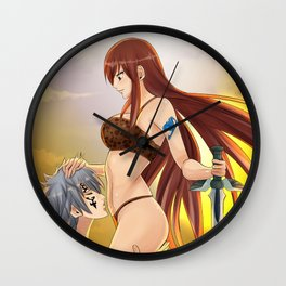Fairytail - Jerza Wall Clock