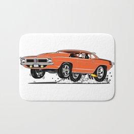 1972 Cuda Bath Mat