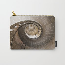 Lighthouse Spiral staircase Carry-All Pouch