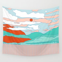 Valle Blanco Wall Tapestry