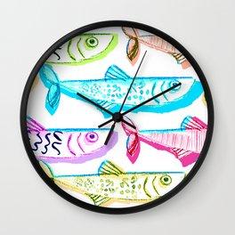 Schooled Wall Clock