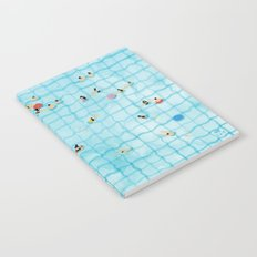 Swimming pool Notebook