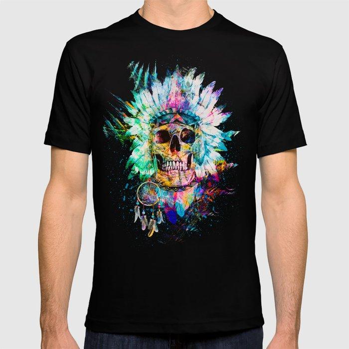 SKULL WILD S. T-shirt