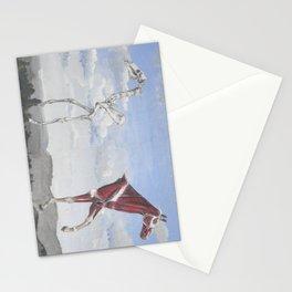 PushMePullYou Stationery Cards