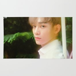 Chen / Kim Jong Dae - EXO Rug