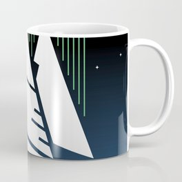 Abstract nature in minimalism Coffee Mug